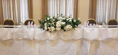 Bridal Table 400