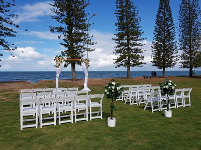 Ceremony Suttons Beach 400 2