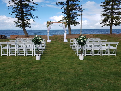 Ceremony Suttons Beach