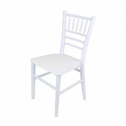 Child tiffany chair white