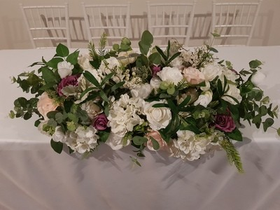 bridal table flowers 2 400