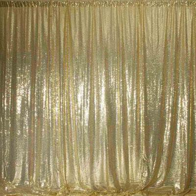 gold sequin backdrop 400