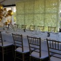 gold tiffany chairs VGC 400