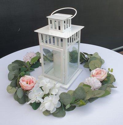 small white lantern 400