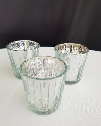 silver tealight holders 400